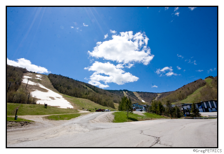 Killington base and Superstar May 17 2010